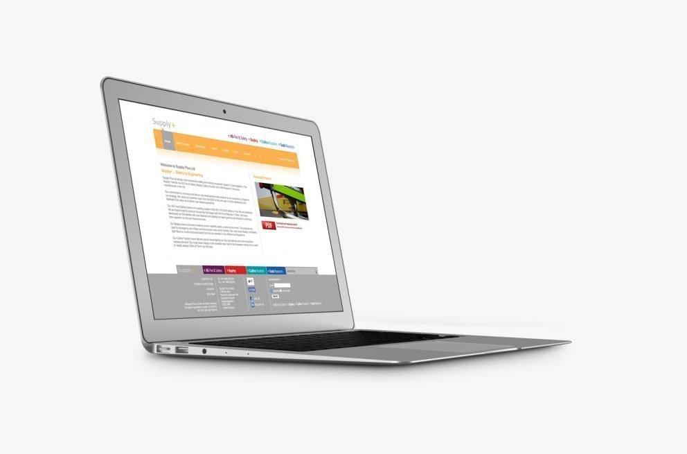 Supply Plus website