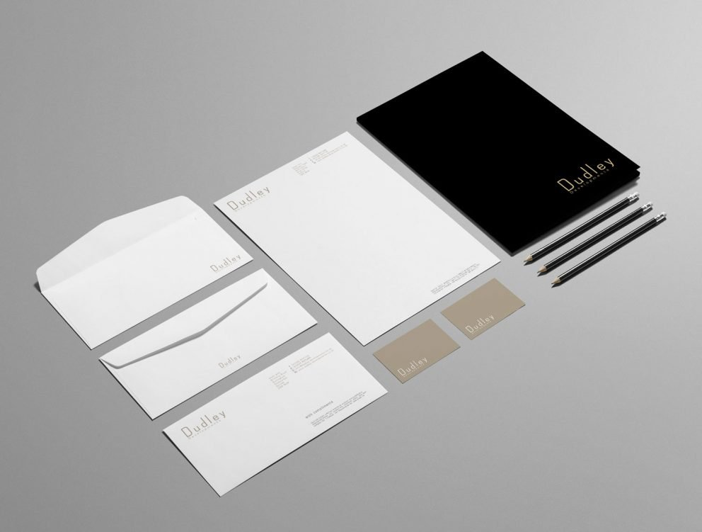 Dudley Develoments - Stationary